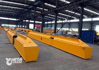 Safety Single Girder Overhead Crane , Portable Roof Crane For Industry Use